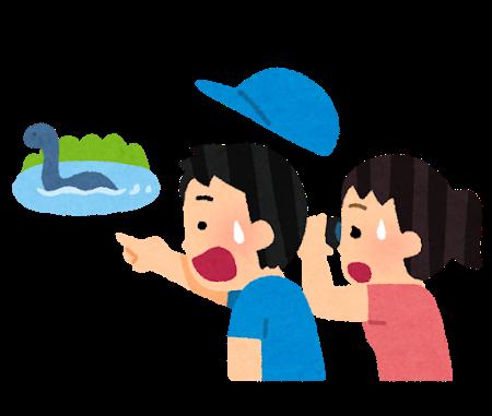 【UMA】ニューネッシー現る!!【ウバザメ】