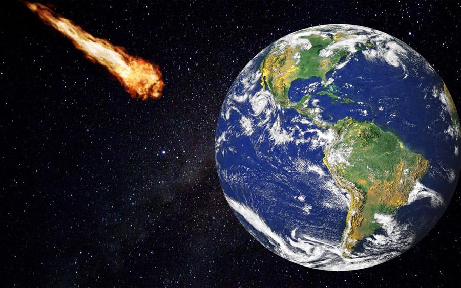 【大量絶滅】恐竜を絶滅させた「巨大隕石の起源」に新理論 ハーバード大
