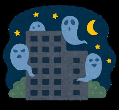 幽霊の出る宿泊施設 3