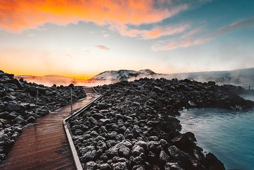 100年続く噴火の前兆か、アイスランドで群発地震