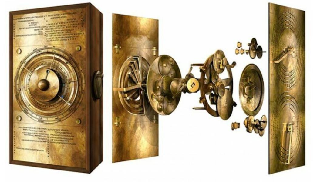 【オーパーツ】「アンティキティラ島の機械」の新モデル天才すぎ。絶対作れなさそう
