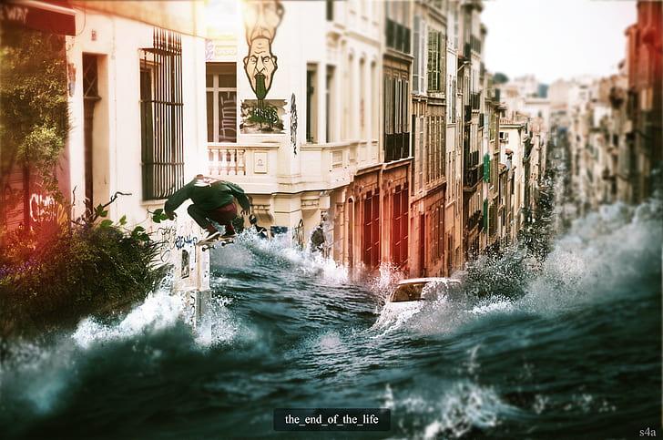 人類滅亡 「第二の大洪水が来る」 ローマ教皇が警告 ノアの洪水越えでグレートリセット滅亡へ