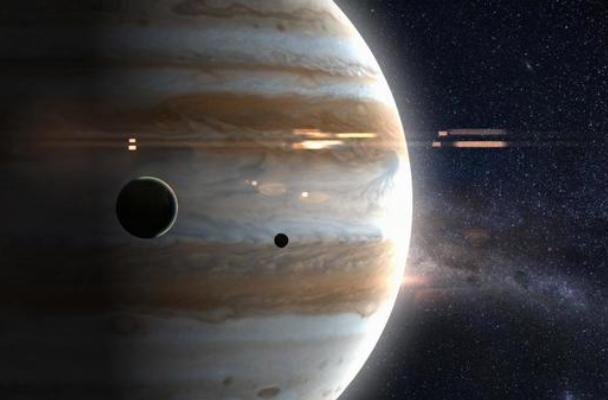 木星の南極が意外過ぎる