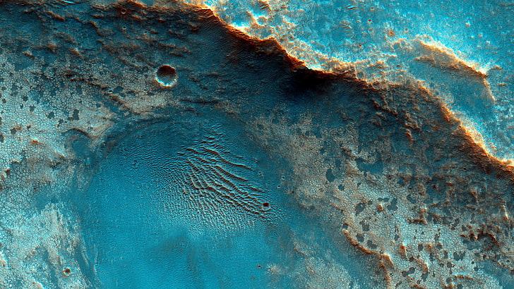 火星から消えた大量の水は鉱物の中に閉じ込められているかもしれない