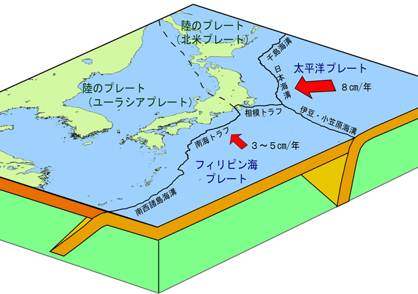 南海トラフ活動「特段変化なし」 気象庁が解説情報