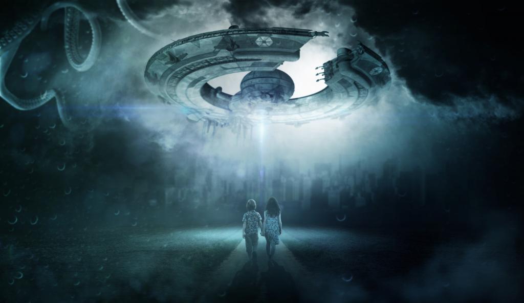 甲府UFO飛来事件!宇宙人とあった少年たち