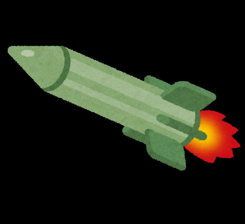 【速報】北朝鮮が弾道ミサイル発射か