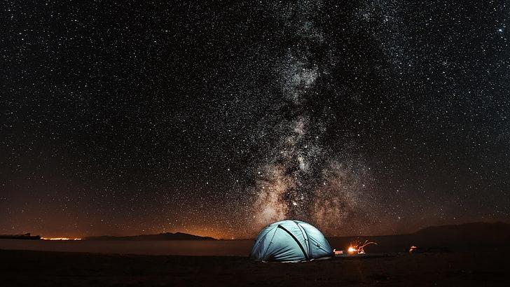 【25歳女性】<「ソロキャンプでおじさんにテントを開けられた」という怒りに注目!>「夜は危ないから気をつけてね!」