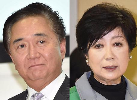 【女帝】小池知事会見 もう一度言う「東京に来ないで」 神奈川知事「無理」反応も