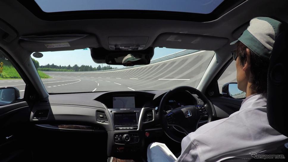 【車】ホンダ、自動運転開発で中国企業と提携 車両提供し共同研究へ