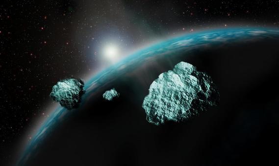 【ナゾロジー】NASAが実施した小惑星地球衝突シミュレーション 核兵器でも阻止できない