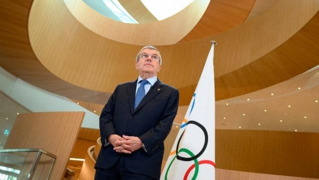 【平和の祭典】IOCバッハ会長、オリンピックに政治を持ち込まないよう訴え