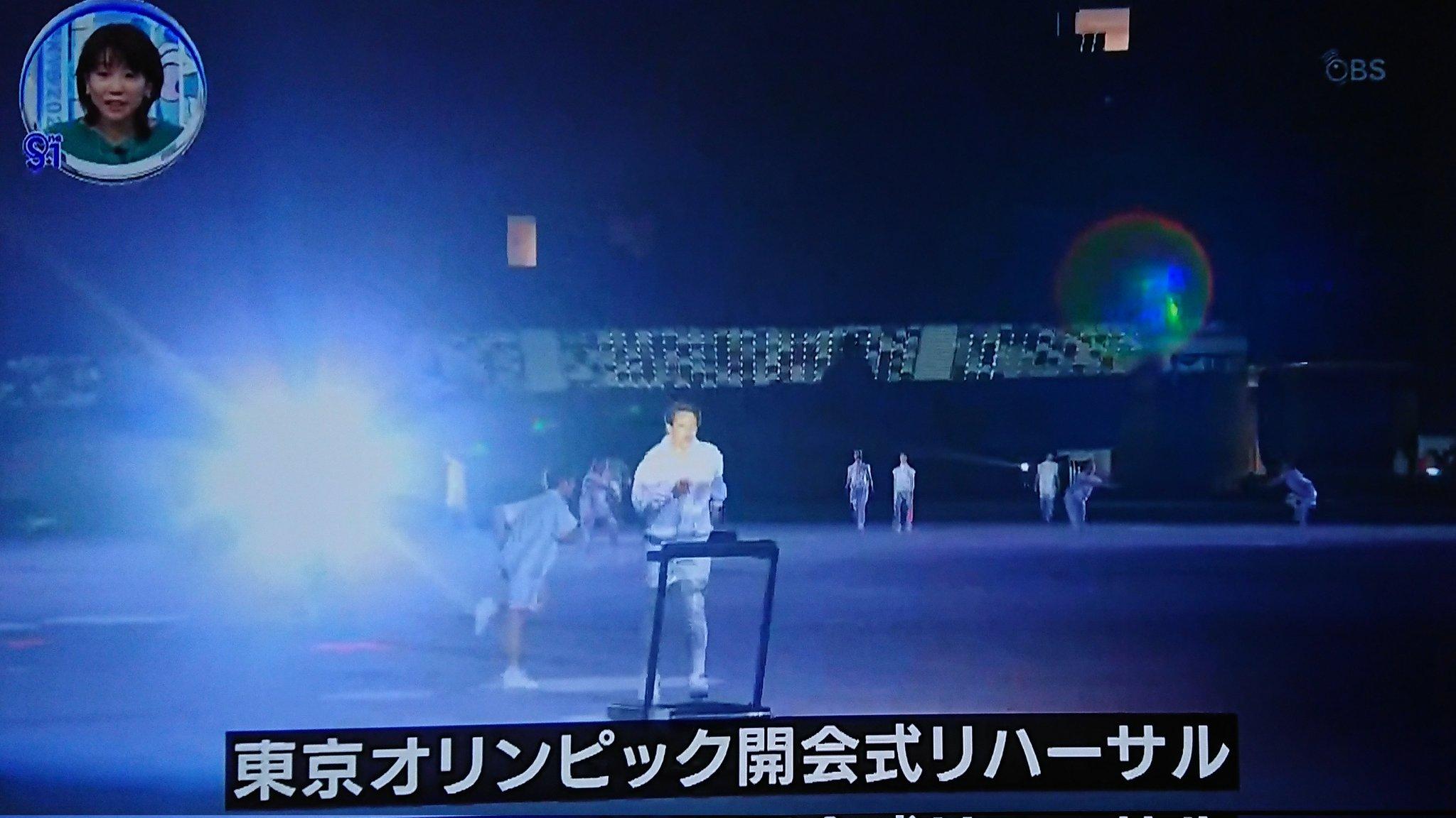 【絶望】トキョの開会式、泣きたくなるほどショボい…