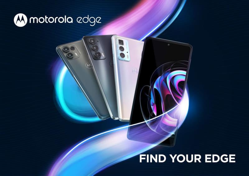 6.7インチで163g Motorolaからクラス最軽量の薄型スマホが新発売【Edge 20】