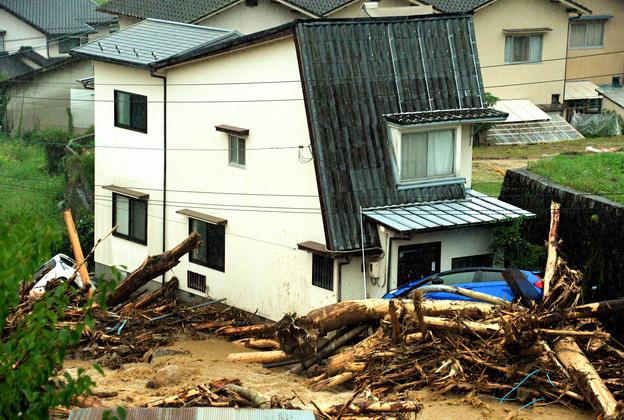 【最大級の警戒】「西日本豪雨」雨量超える地域も 20日まで前線停滞か