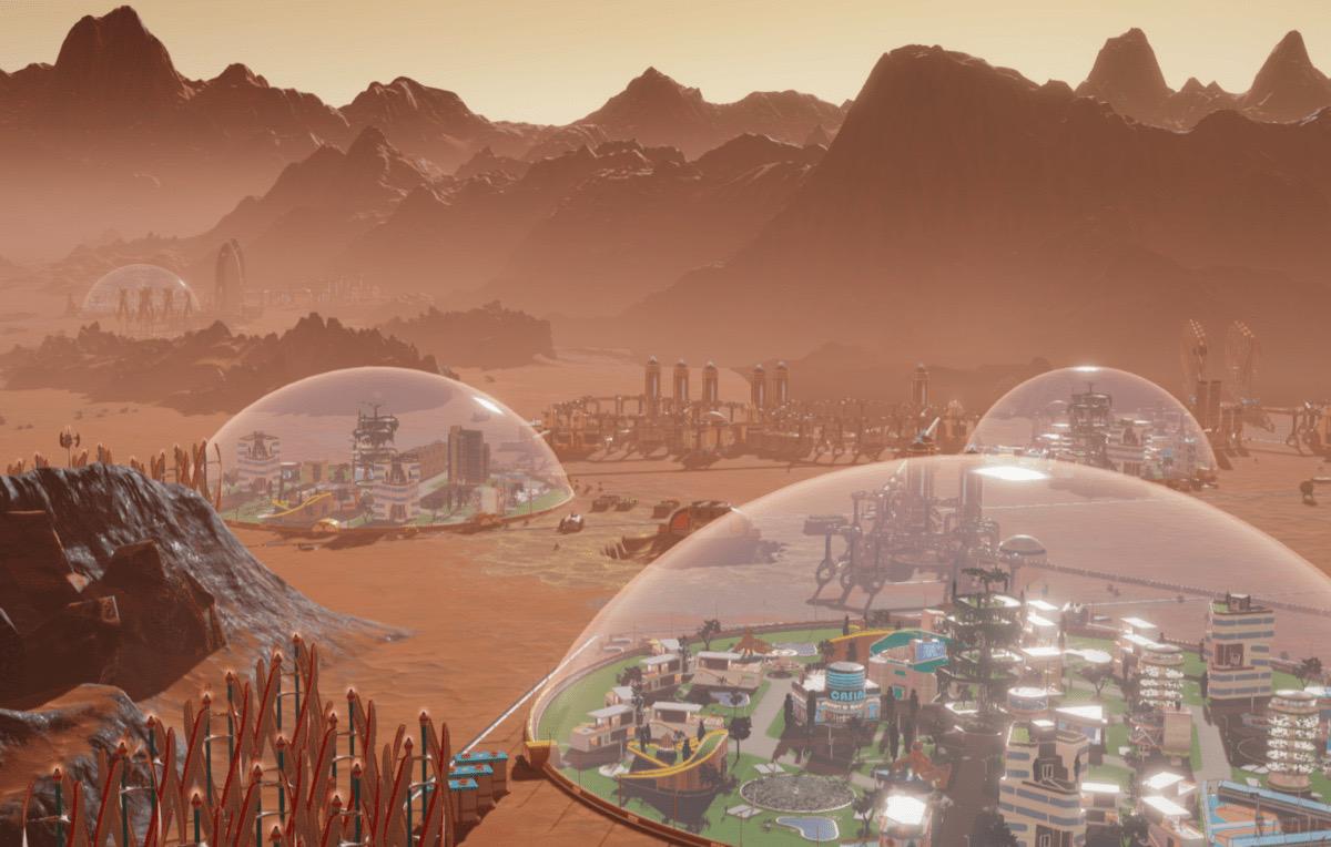 イーロンマスク「火星をイーロンマスクの領土とする 基地を作って富裕層が住む国家を作る」