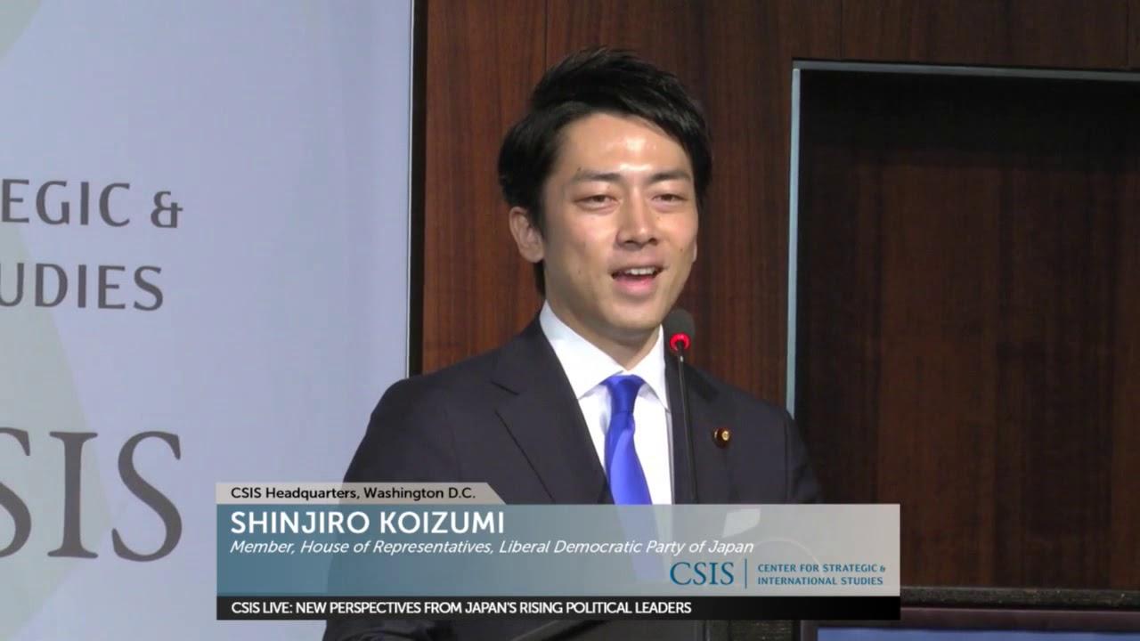 小泉進次郎「河野さんはいろいろ攻撃されていますが、なぜ攻撃されるかというと最大の既得権益と戦っているから」