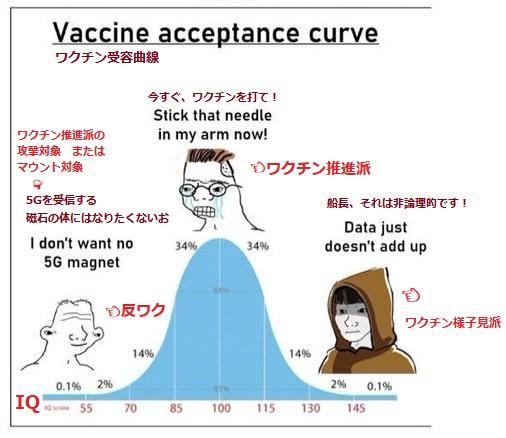 非mRNA型予防薬開発者「スパイクタンパクの全長のあるワクチンを5回とか6回とか7回人体に接種する事にはリスクが伴う可能性がある」